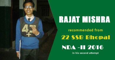 Rajat Mishra