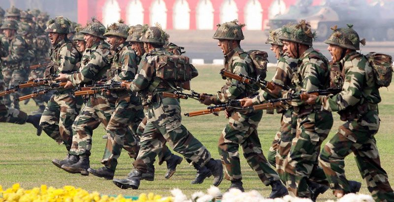 115 Infantry Bn (TA) MAHAR Recruitment Rally