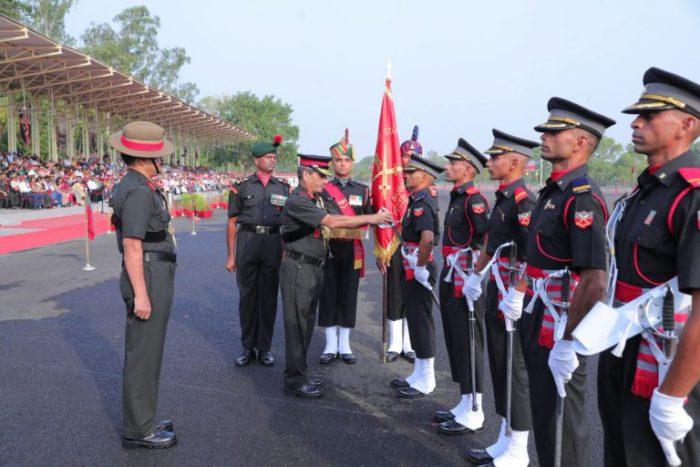 OTA Gaya Passing Out Parade - 9 June 2018