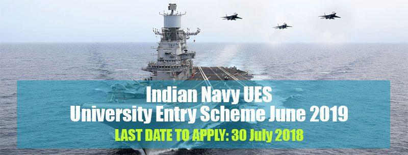 University Entry Scheme June 2019