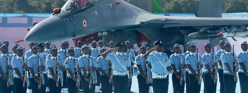 Best Air Force Coaching in Bhopal