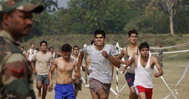 INDIAN ARMY RALLY BHARTI AMETHI ARO