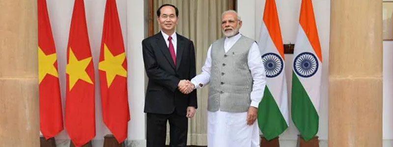 India – Vietnam Defence Ties
