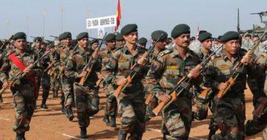 Indian Army Havildar