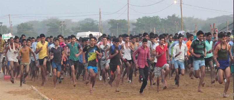 Indian Army Rally Bharti Gwalior Aro