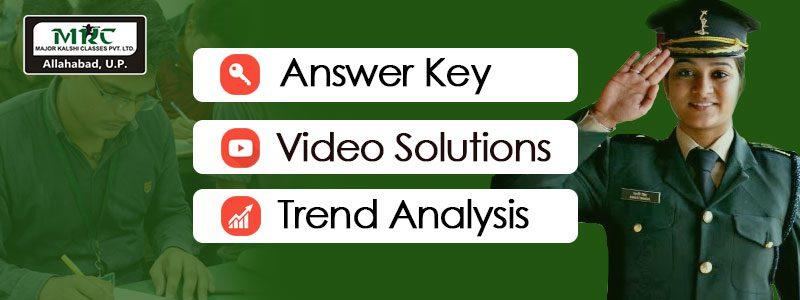 UPSC CDS II Answer Key 2018
