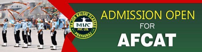 AFCAT Current Affairs [2018-19] | Major Kalshi Classes Pvt  Ltd