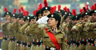 INDIAN ARMY NCC