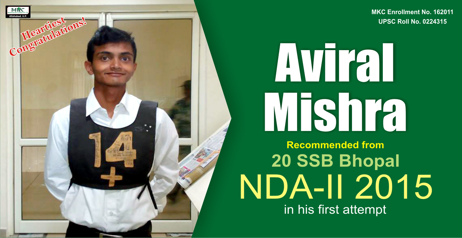 Topper's Talk -Aviral Mishra