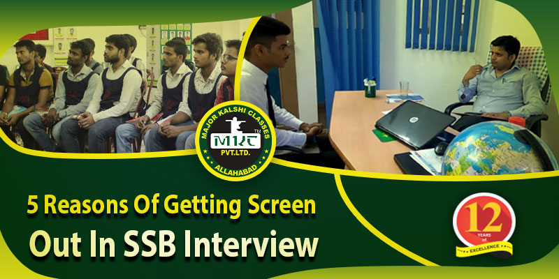 SSB screening test