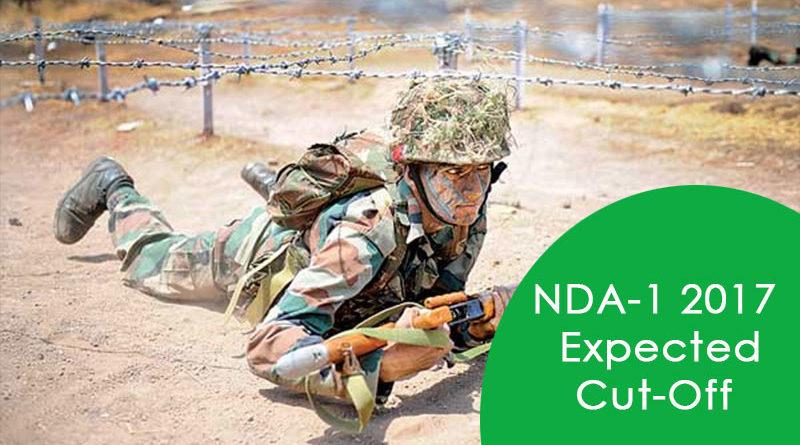 NDA-1 2017 Expected Cut-Off