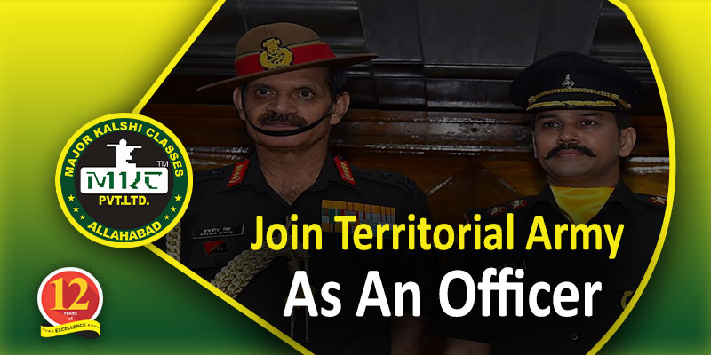 Territorial Army Officer