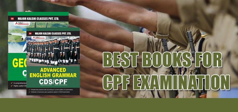 BEST BOOKS FOR CPF Examination