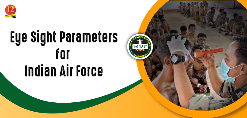 Air Force Eyesight Requirement