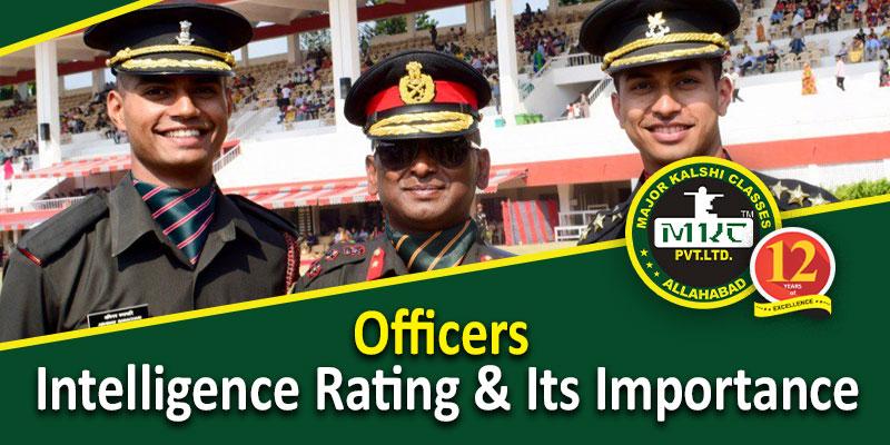 officer intelligence rating test