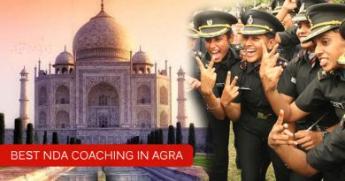 Best NDA Coaching in Agra