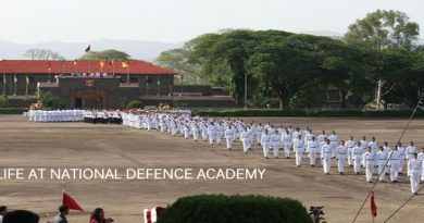 Life at National Defence Academy