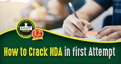 crack NDA examination