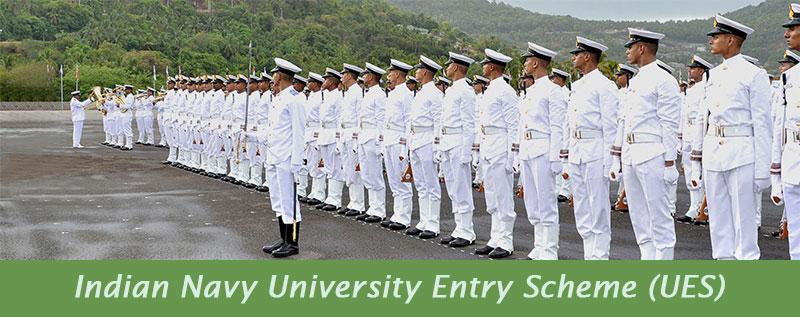 Indian Navy University Entry Scheme (UES)
