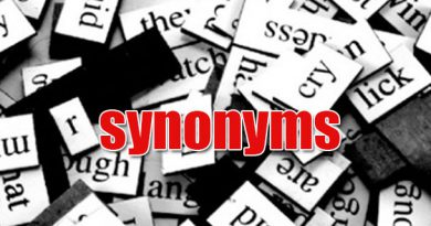 60 synonyms for AFCAT, CDS, NDA