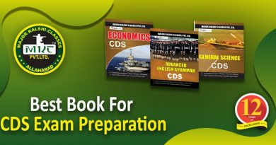 CDS Exam Preparation Books