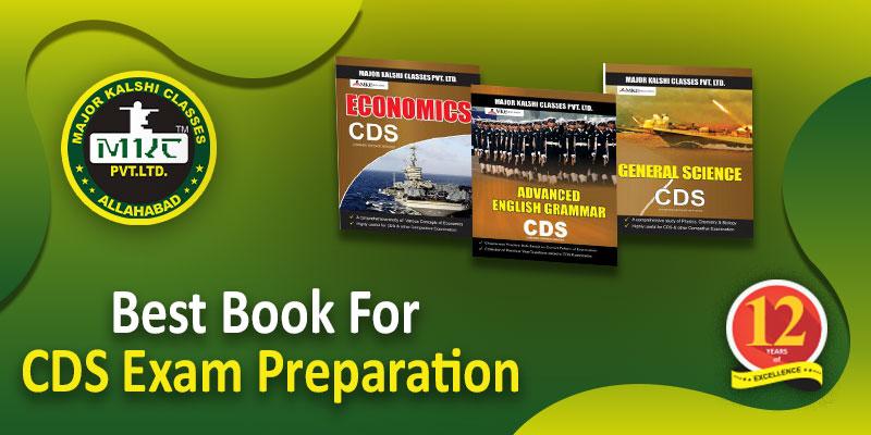 CDS Exam Preparation Books