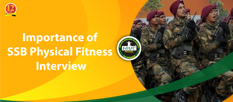 SSB physical fitness
