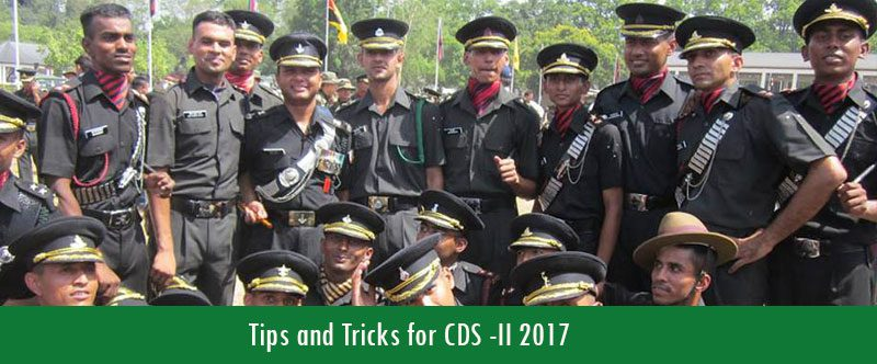 Tips and Tricks for CDS-II 2017