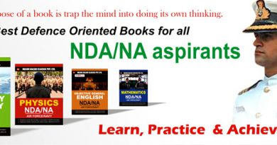 Buy NDA Books for Your NDA Exam