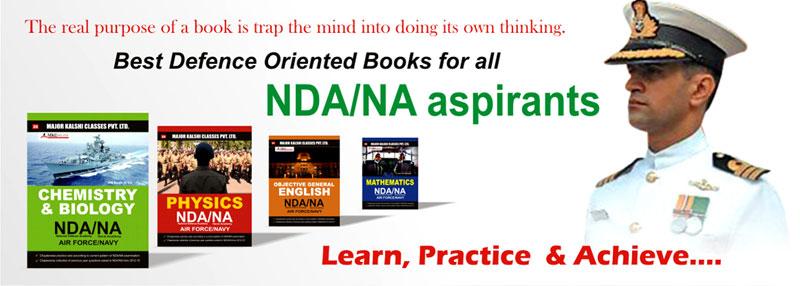 Buy NDA Books for Your NDA Exam