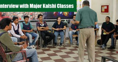 Crack SSB Interview with Major Kalshi Classes