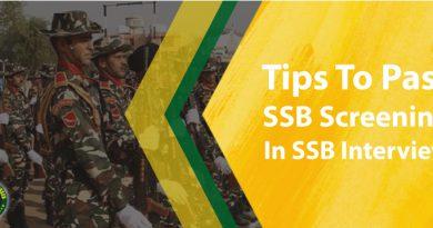 SSB Screening