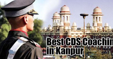 Best CDS Coaching in Kanpur