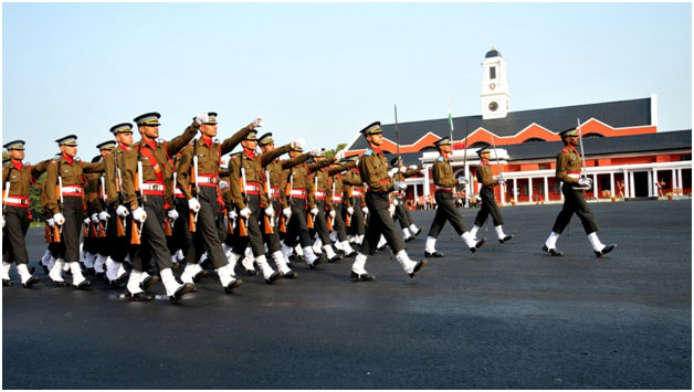 How to join Indian Military Academy