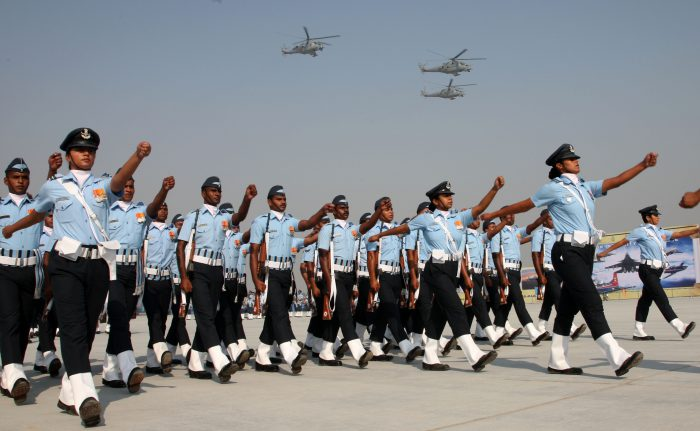 85th Indian Air Force Day Celebration