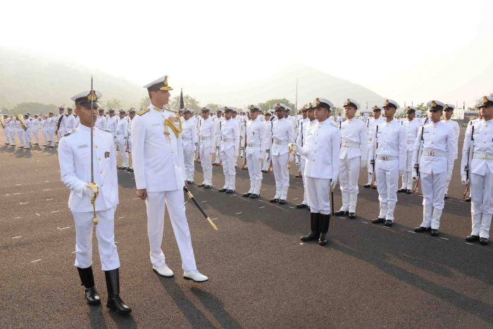 Indian Navy Notification for Logistics-law July 2018