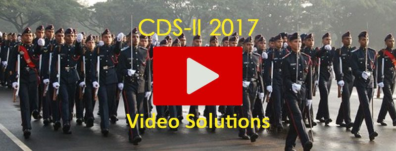 CDS-II 2017 VIDEO SOLUTIONS