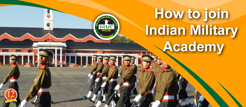 join Indian Military Academy