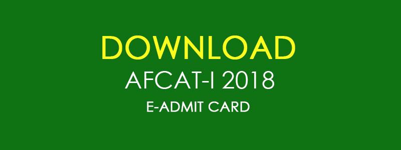 afcat-admit-card