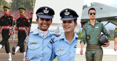 Career @ Indian Armed Forces after Graduation