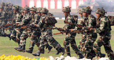 115 Infantry Bn (TA) MAHAR Recruitment Rally