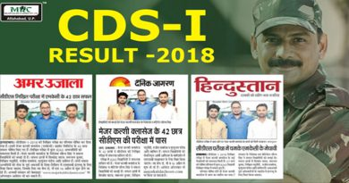 42 Mkcians cracked CDS-I 2018 Written Examination