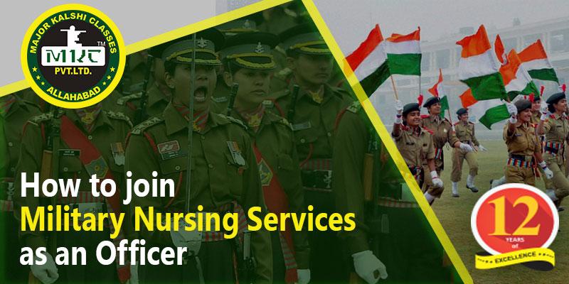 Indian military nursing service