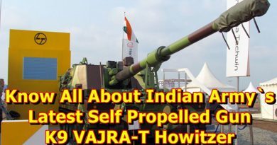 11 Facts about K-9 Vajra-T: India's Deadly Self-Propelled Howitzer