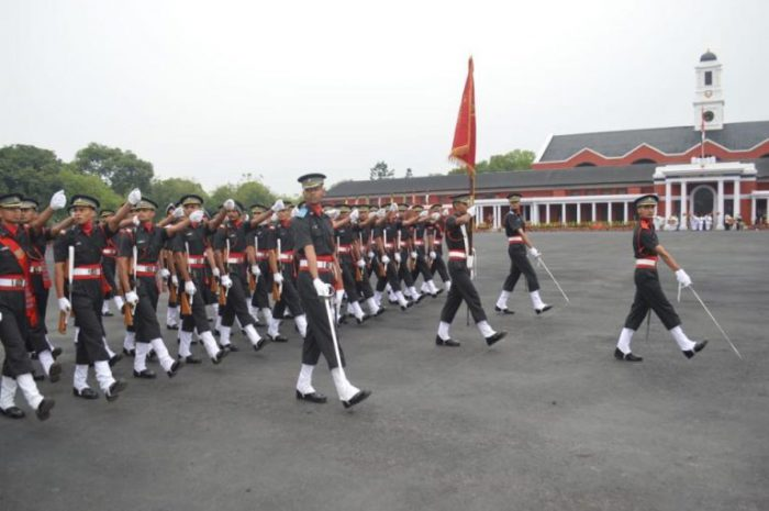 IMA Passing Out Parade - 09 June 2018