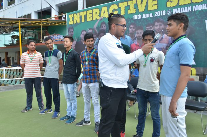 The Highlights of MKC Interactive session