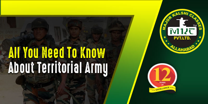 About Territorial Army