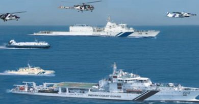 JOIN INDIAN COAST GUARD (MINISTRY OF DEFENCE) AS NAVIK (GENERAL DUTY) 10+2 ENTRY - 01/2019 BATCH