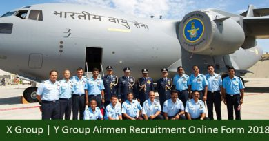 IAF Airmen in Group X & Y Batch 2/2019