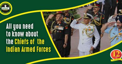 Chief of Indian Armed Forces